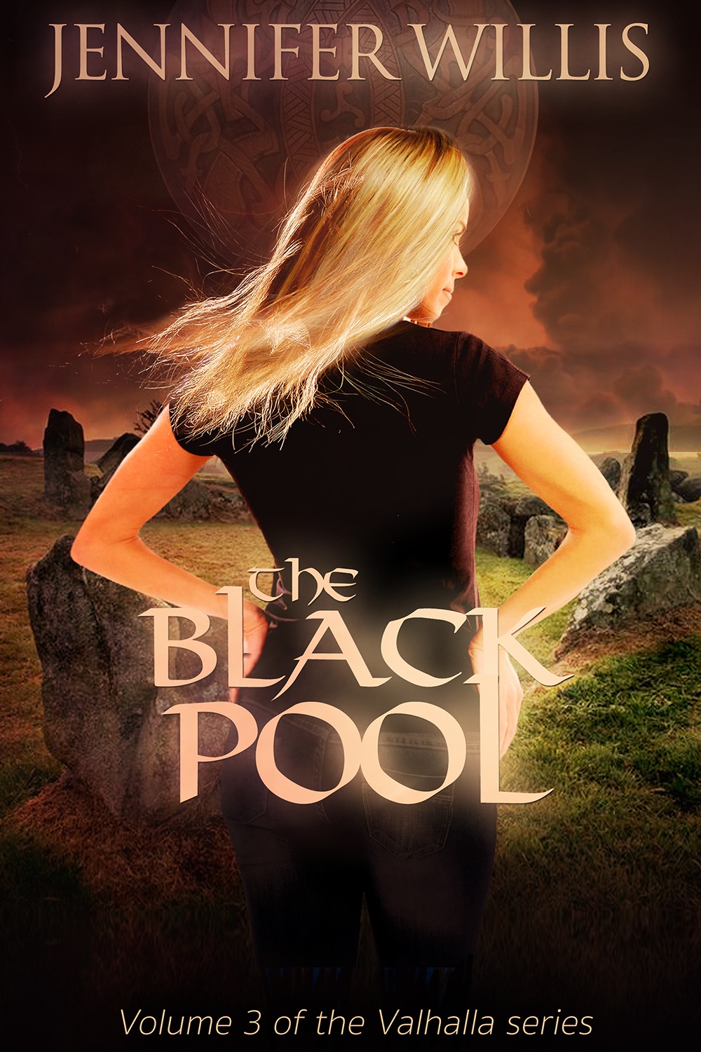 The Black Pool (Valhalla: Book 3) by Jennifer Willis
