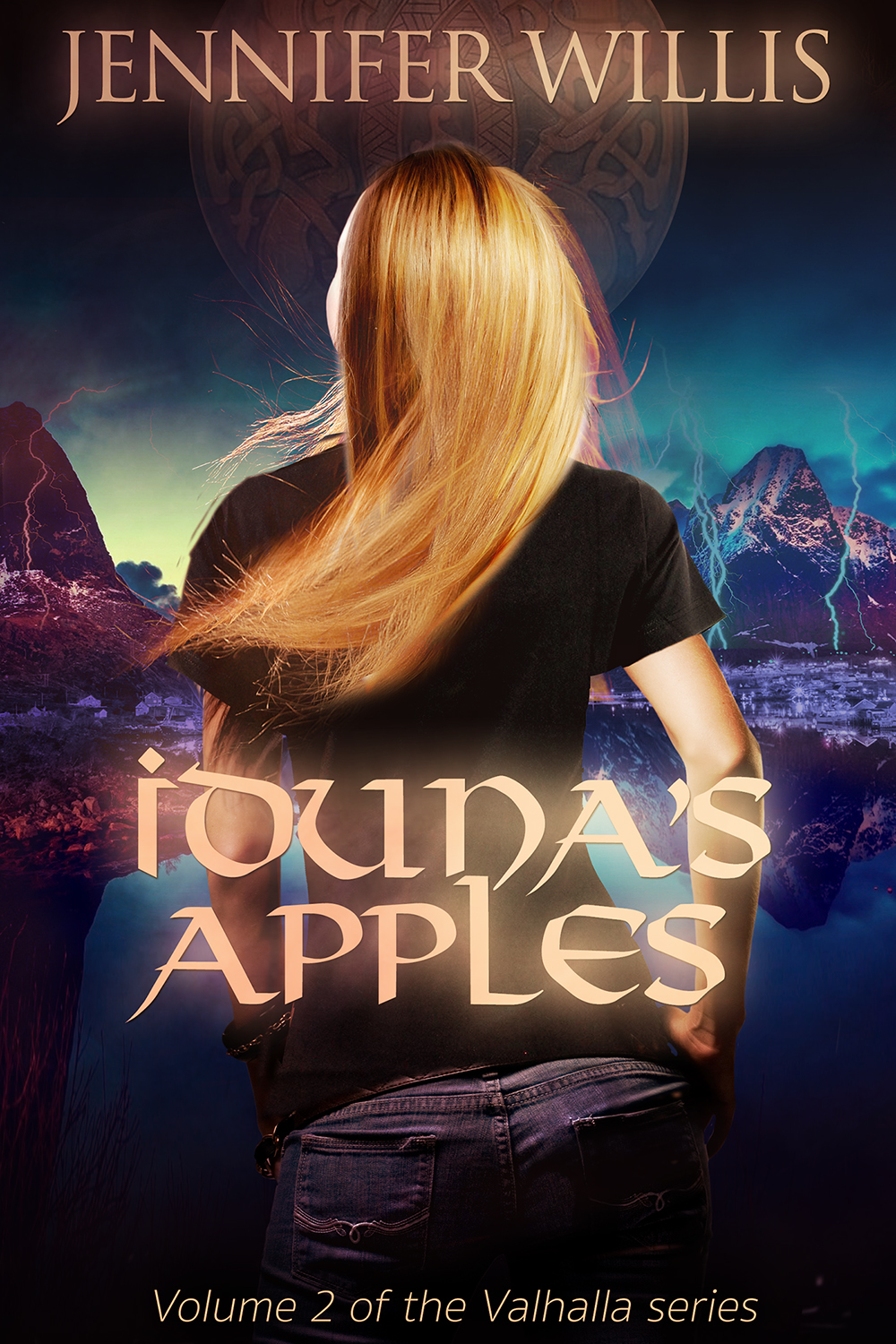 Iduna's Apples (Valhalla: Book 2) by Jennifer Willis