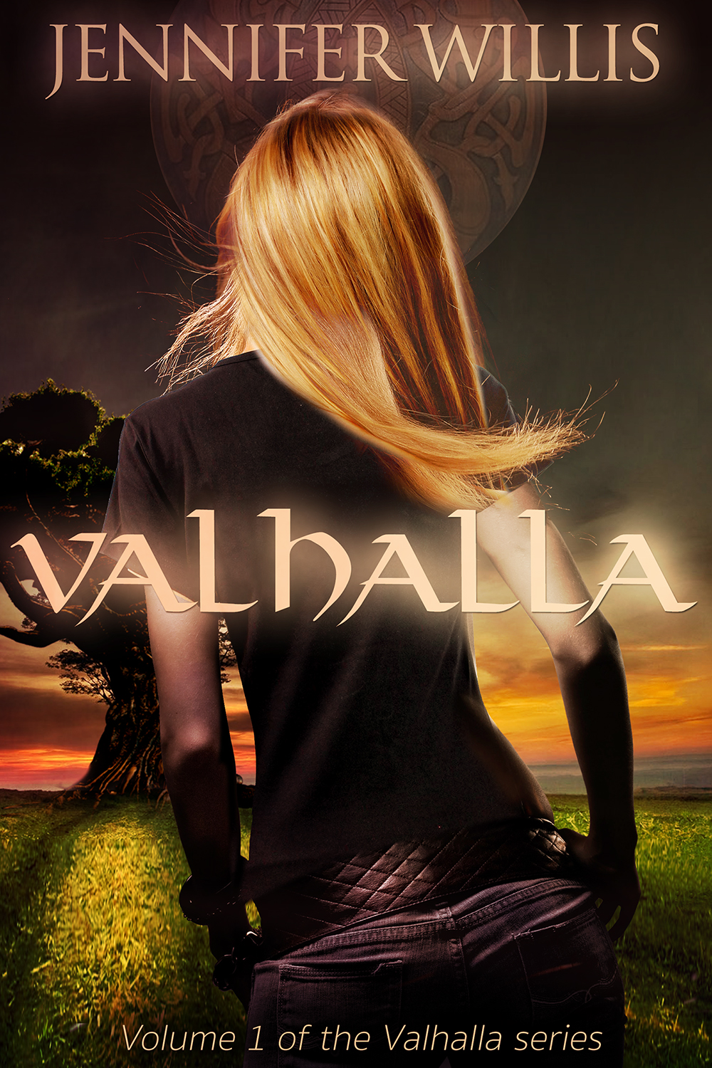 Valhalla by Jennifer Willis