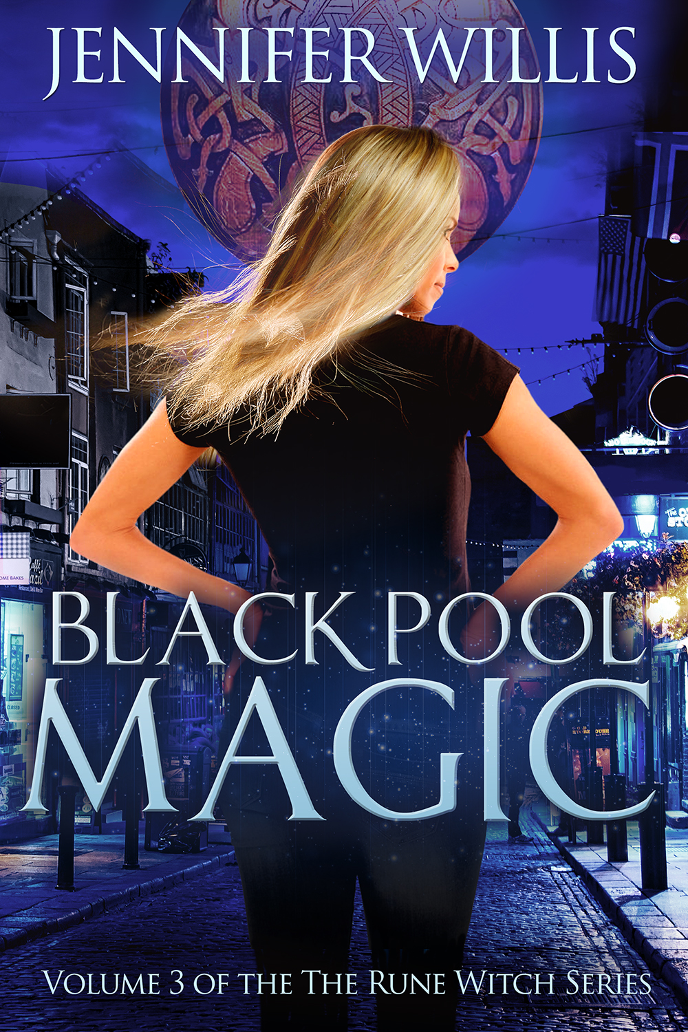 Black Pool Magic (Rune Witch, Volume 3) by Jennifer Willis
