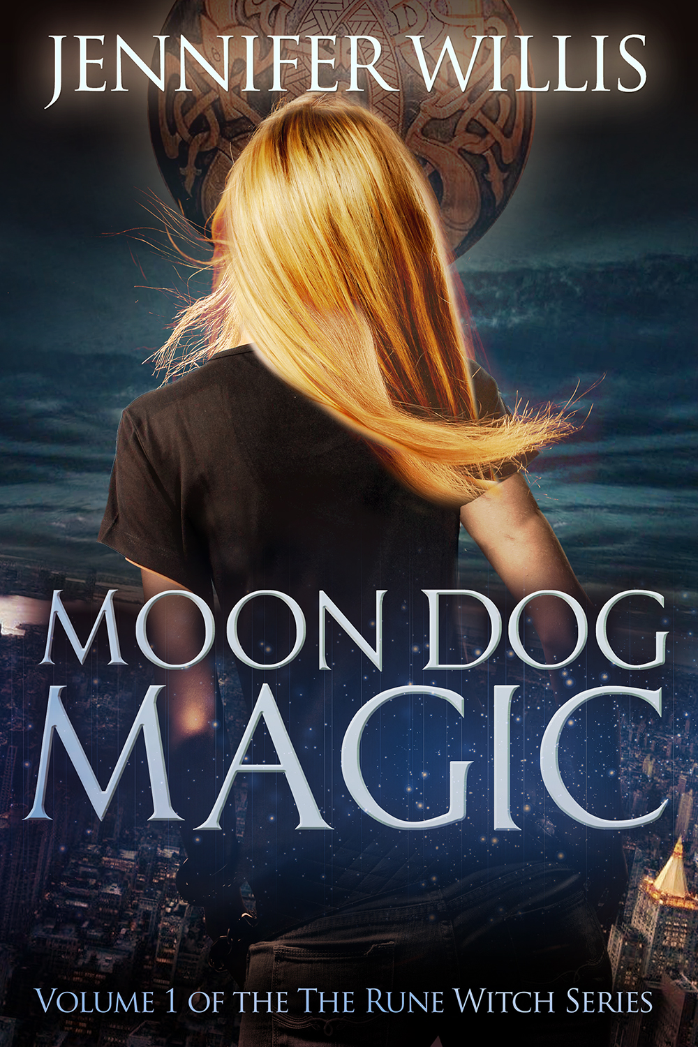 Moon Dog Magic (Rune Witch, Volume 1) by Jennifer Willis