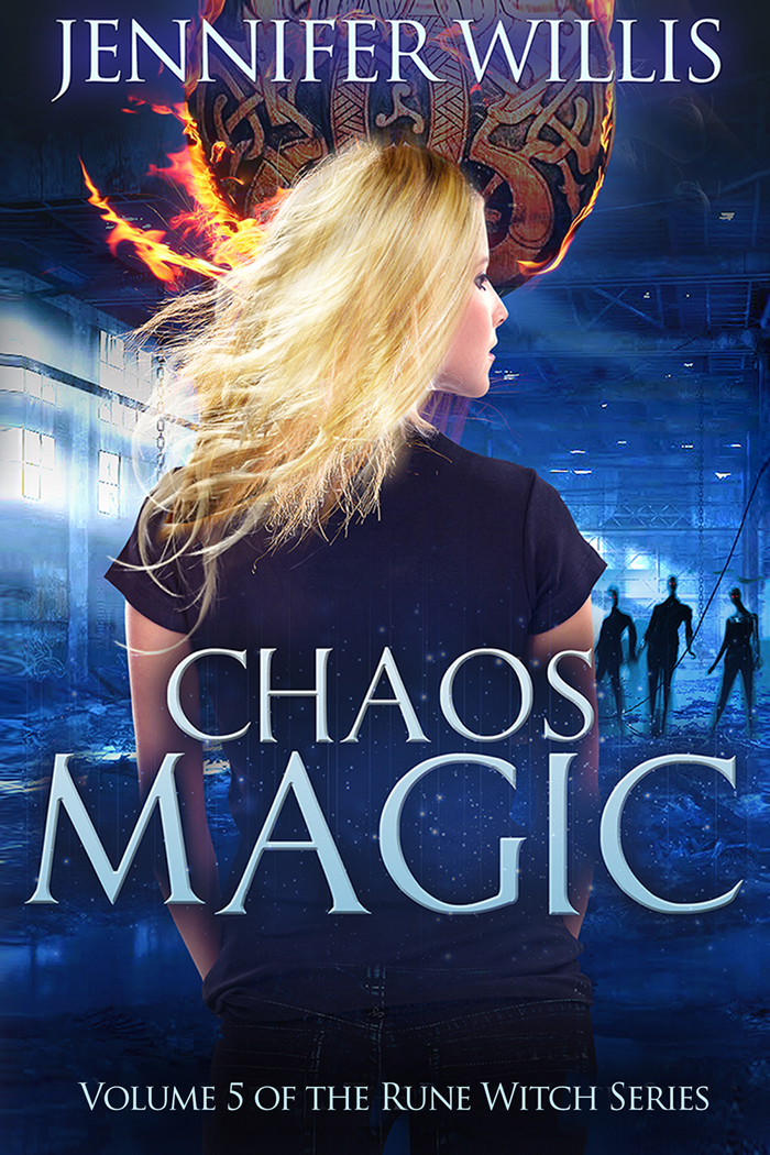 Chaos Magic (Rune Witch, Volume 5) by Jennifer Willis