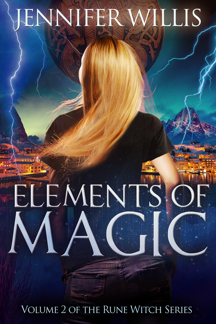 Elements of Magic (Rune Witch, Volume 2) by Jennifer Willis